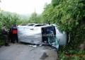 Beşikdüzü'nde Kaza. Biri Ağır Beş Kişi Yaralandı.