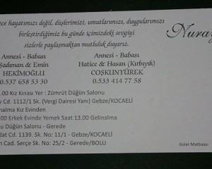 Nuray & Murat Evleniyor