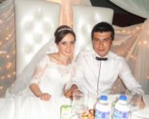 Mehmet Ali & Yasemin Evlendiler