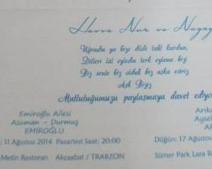 Havva Nur & Nogay Evleniyor