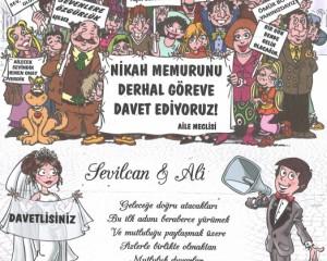 Sevilcan Kara & Ali İpek Evleniyor