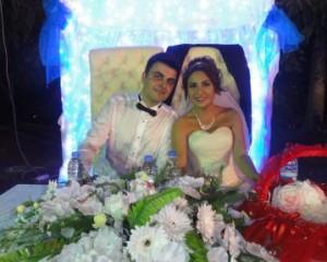 Serdar Yenigün & Seyhan Ayvaz Evlendiler.