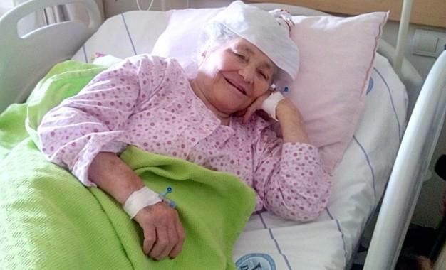 Ayşe Çolak (Budu Kızı) Hastaneye Yattı