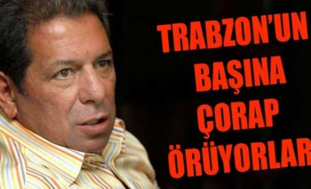 Trabzon'un Başına Çorap Örüyorlar