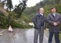 Trabzon Valisi Abdil Celil Öz Şalpazarı'na Gelerek İncelemelerde Bulundu