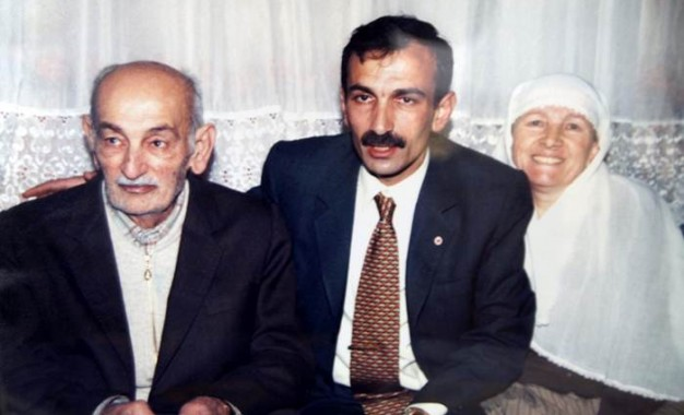 Başkan Bıçakçıoğlu'nun Anne Acısı