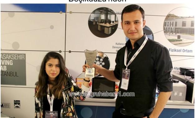 Beşikdüzü Fatih MTAL İnavosyon Yarışmasında Türkiye 3.sü