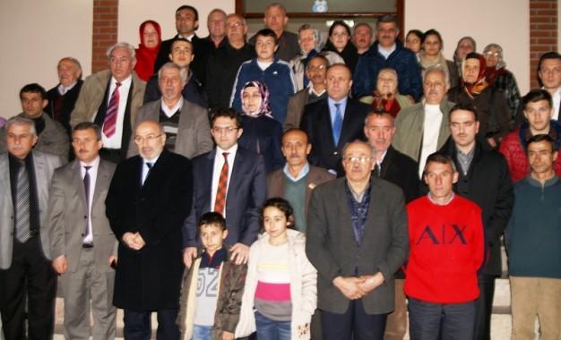 Beşikdüzü Kaymakamı Süleyman POLAT Şehit Aileleri ve Gazilerle Yemekli Sohbet Toplantısı Yaptı