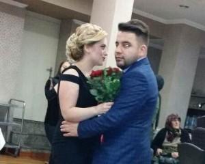 Ferat Kırarslan & Cansu Yılmaz Nişanlandı