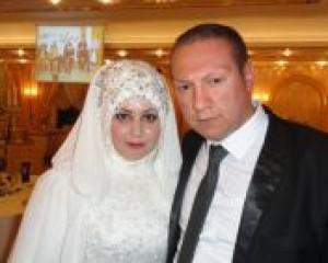 Hatice Bilgili & Mustafa Çelebi Evlendi