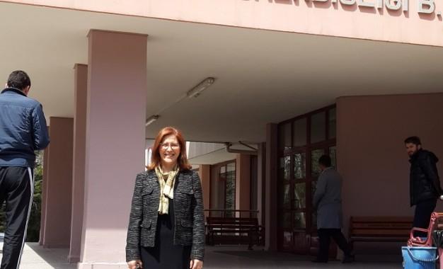 Selma Kadıoğlu Profesörlüğe Yükseldi