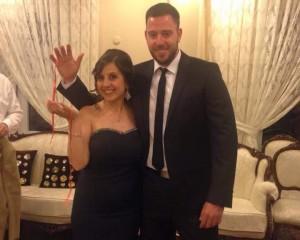 Hande Coşkun & Elder Bueno Nişanlandı