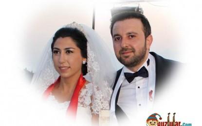 Sabriye & Selçuk Taş Evlendi